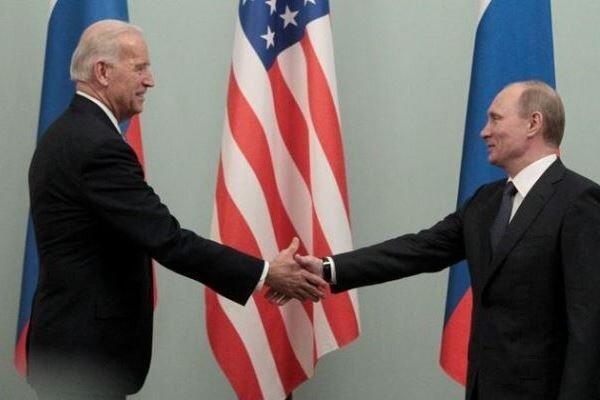 ابراز امیدواری جو بایدن به ملاقات با رئیس جمهور روسیه