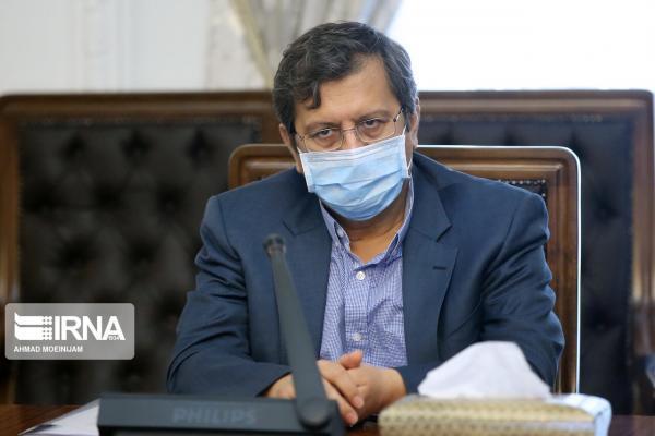خبرنگاران همتی:ایران خواهان برطرف قطعی تحریم ها علیه صنعت بانکداری است