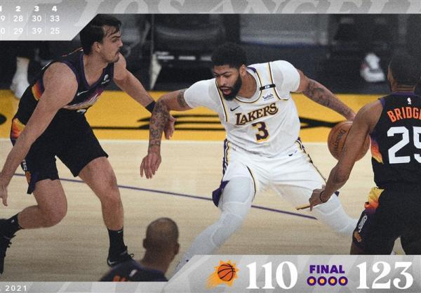 لیگ NBA، پیروزی لیکرز با درخشش دیویس، کلیپرز مغلوب نیکس شد