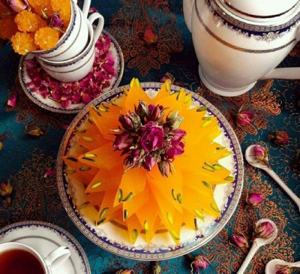 معرفی معروف ترین و خوشمزه ترین شیرینی های شیراز، عکس