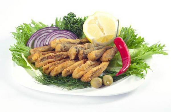 طرز تهیه ماهی کیلکا سوخاری به 2 روش