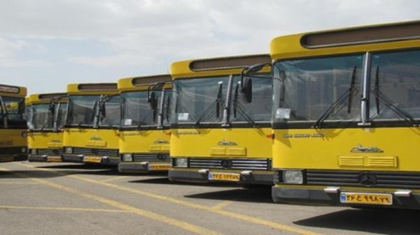 شهرداری قزوین مشمول طرح بازسازی اتوبوس های درون شهری شد