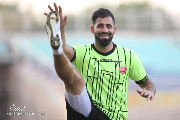 بازیکن پرسپولیس در فهرست خارجی های تیم قطری نهاده شد، مدیران باشگاه دوباره تکذیب می نمایند؟