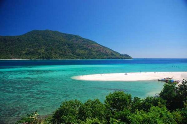 12 جزیره برتر تایلند