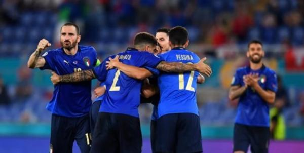 اتریش حریف ایتالیا در مرحله حذفی