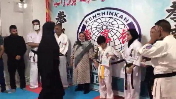 درخشش آذربایجان شرقی در مسابقات کاراته کشوری
