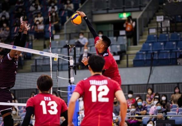 تور ارزان قطر: والیبال قهرمانی آسیا، دومین پیروزی پاکستان با رحمان، قطر و چین بر حریفان غلبه کردند